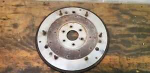 Big Block Ford Aluminum Flywheel 390 429 460 176 Tooth