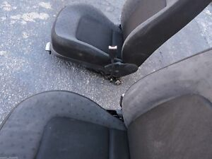 Vw Volkswagen Seats Black Beetle Jetta 1998 1999 2004