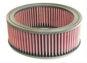 K n Washable Lifetime Performance Air Filter Round 9 Od 3 5 H E 3600