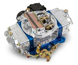 Holley Ultra Street Avenger Carburetor 4 bbl 670 Cfm Vacuum Secondaries 086670bl