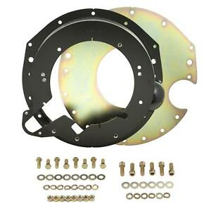 Quicktime Bellhousing Steel Black Sfi Approved Chevy Big Small Block Kit Rm 9023