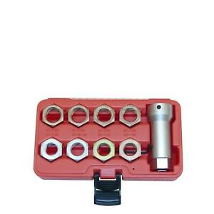 Specialty Tools Axle Spindle Threading Set