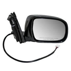 New Passengers Power Side View Mirror Heated Memory For Lexus Rx330 Rx350 Rx400h