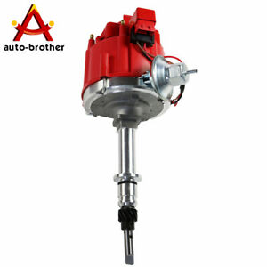 Brand New Hei Distributor For Gm 250 Chevy 292 230 Cap Complete 6 Cyl Inline