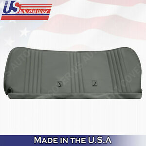 1995 1999 Gmc Sierra Work truck Base W t Sl Bottom Bench Seat Cover Replacement
