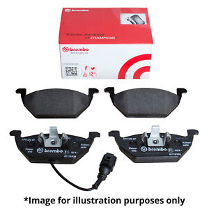 Genuine Brembo Brakes Front Brake Pad Set Brake Pads P06051 Brake Kit