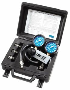 Otc 5609 Cylinder Compression Leak Down Tester Test Engine New Fast Shipping Usa