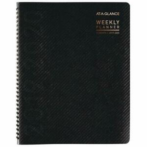At a glance 2019 2020 Academic Year Weekly Monthly Planner appointment Book L