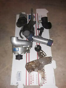 1986 1993 Ford Mustang 5 0l Vortech Supercharger V1 S Trim Gt40 Cobra 302