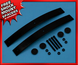 Rr 1 5 2 Add a leaf Lift Kit For 82 84 Mitsubishi Pickup 86 91 Montero Pajero