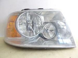 2003 2004 2005 2006 Ford Expedition Passenger Rh Headlight Sold As Is Oem D90r