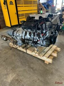 Escalade 2019 6 2l L86 Engine And 10 Speed Trans Liftout Assembly 2009402
