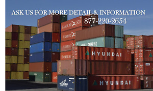 special Co Shipping Storage Container 40 hc Denver Co