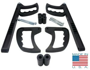 Jeep Wrangler Jk Interior Grab Handles Jku Front Rear Door Handle Machined