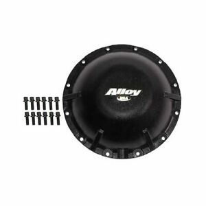 Alloy Usa Cast Steel Differential Cover Amc Model 20 Black 11205