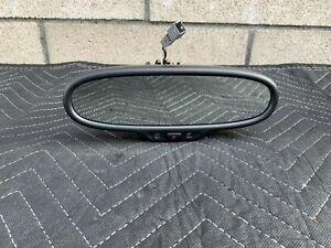 2008 2015 Audi Tt Coupe Convertible Interior Rear View Mirror Oem