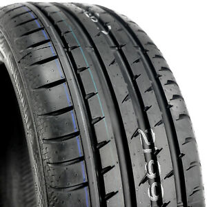 Continental Contisportcontact 3 245 40r17 91y mo High Performance Tire 2012
