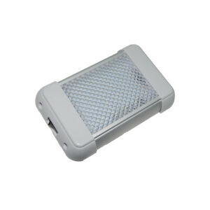 6 3 4 2w Rv Led Interior Fixture Light Dome Lamp For Utv Car Boat With Switch