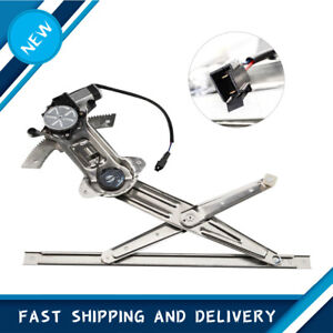 Window Regulator With Motor For Ford Mustang 1994 2003 2004 Front Driver Left