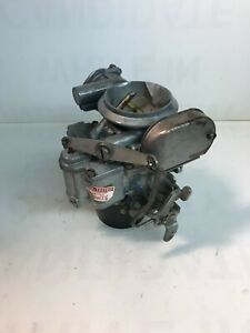 Stromberg 2 barrel Model Ww 3 109 1953 1954 Mopar Dodge 8cy Carburetor