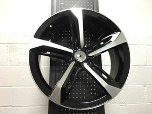 19 Black Audi Blade Rs7 Style Wheels Rims Vw Rabbit Tiguan Q5 5x112 35 Et