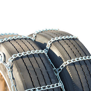 Titan Tire Chains Dual triple Cam On Road Snow ice 5 5mm 265 70 17
