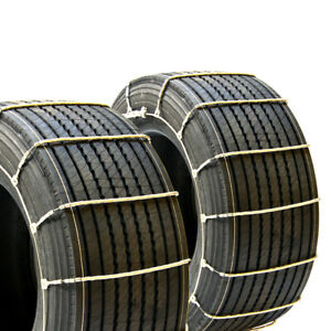 Titan Truck Cable Tire Chains Snow Or Ice Covered Roads 10 3mm 325 65 18