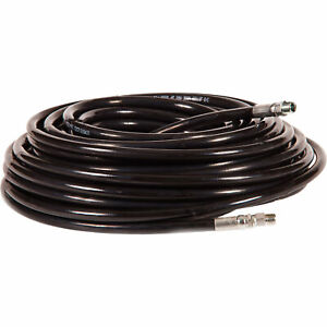 Schieffer Sewer Jetter Hose 1 4in X 200ft 4400 Psi Model 686200020