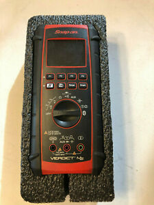 Snap On Verdict Verus M2 Wireless Bluetooth 2 Channel Scope Meter No Charger