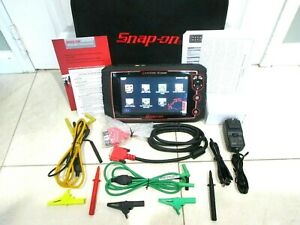Snapon Modis Edge Diagnostic Scanner With 2 Channel Lab Scope Like New