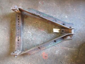John Deere Us Unstyled A Drawbar Frame Support