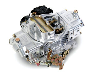 Holley 0 83670 Street Avenger Carburetor Carb 670 Cfm Aluminum