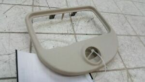 2013 Fiat 500 Front Overhead Dome Map Light Lamp Trim Oem 47878