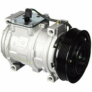 Four Seasons 78359 New Ac Compressor With Specific Electrical Connector