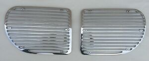 Willys 1940 Coupe Sedan Pickup Machined Billet Grille Grill Gasser Hot Rat Rod
