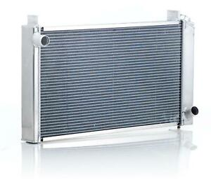 Be Cool Radiator Direct Fit Aluminum Natural Chevy buick Oldsmobile Pontiac Ea