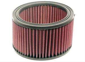 K n Washable Lifetime Performance Air Filter Round 5 875 Od 3 5 H E 3210