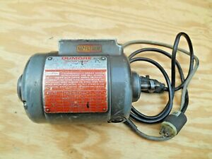 Dumore 5 021 Tool Post Grinder Motor Only