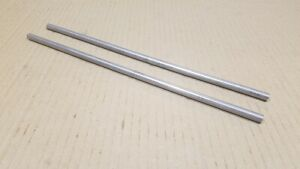304 Stainless Steel 5 16 Round 12 Long Bars Rods 2 Pack