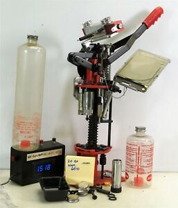 #1518 MEC 650 shotgun reloading press in 20 ga.