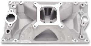 Edelbrock 2913 Intake Manifold Fits Small Block Chevy With E Tec Vortec Heads