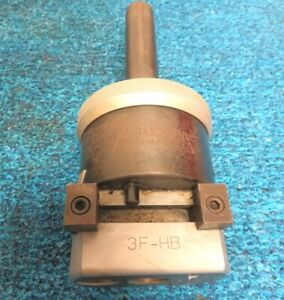 Criterion Automatic Boring Facing Head 3f hb W R8 Shank