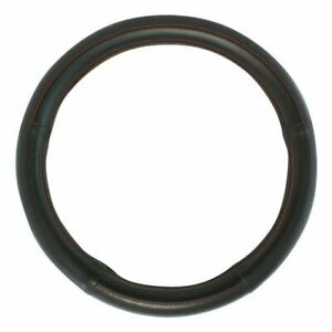 Grand General 54025 Black 20 Deluxe Steering Wheel Cover