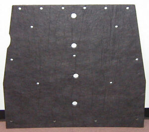 1961 1962 1963 Chrysler Imperial Hood Insulation Pad New
