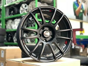 free Shipping New 17x8j Lenso Venom 2 Flow Form Wheel set Of 4 5x114 3 Honda