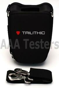 New Trilithic Protective Carrying Case For 360 Dsp Home Certification Catv Meter