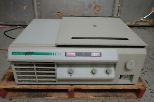 Sorvall Rt 7 Refrigerated Centrifuge W Rth 750 Rotor Buckets