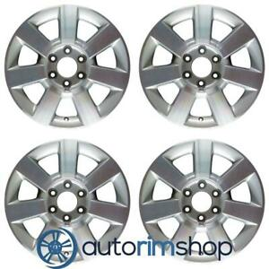 Ford Expedition 2009 2010 18 Oem Wheel Rim Set