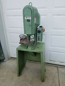 Free Ship Kenco 3 Ton Obi Flywheel Stamping Punch Press W foot Control