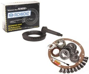 15 19 Ford F150 Mustang Super 8 8 4 56 Ring And Pinion Master Richmond Gear Pkg